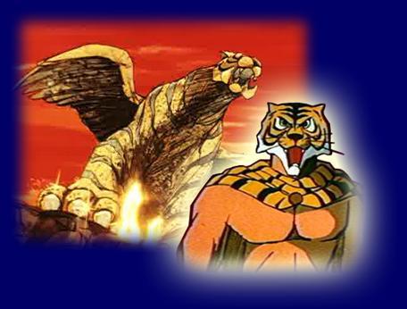L uomo tigre solitario nella notte va se lo incontri gran paura fau