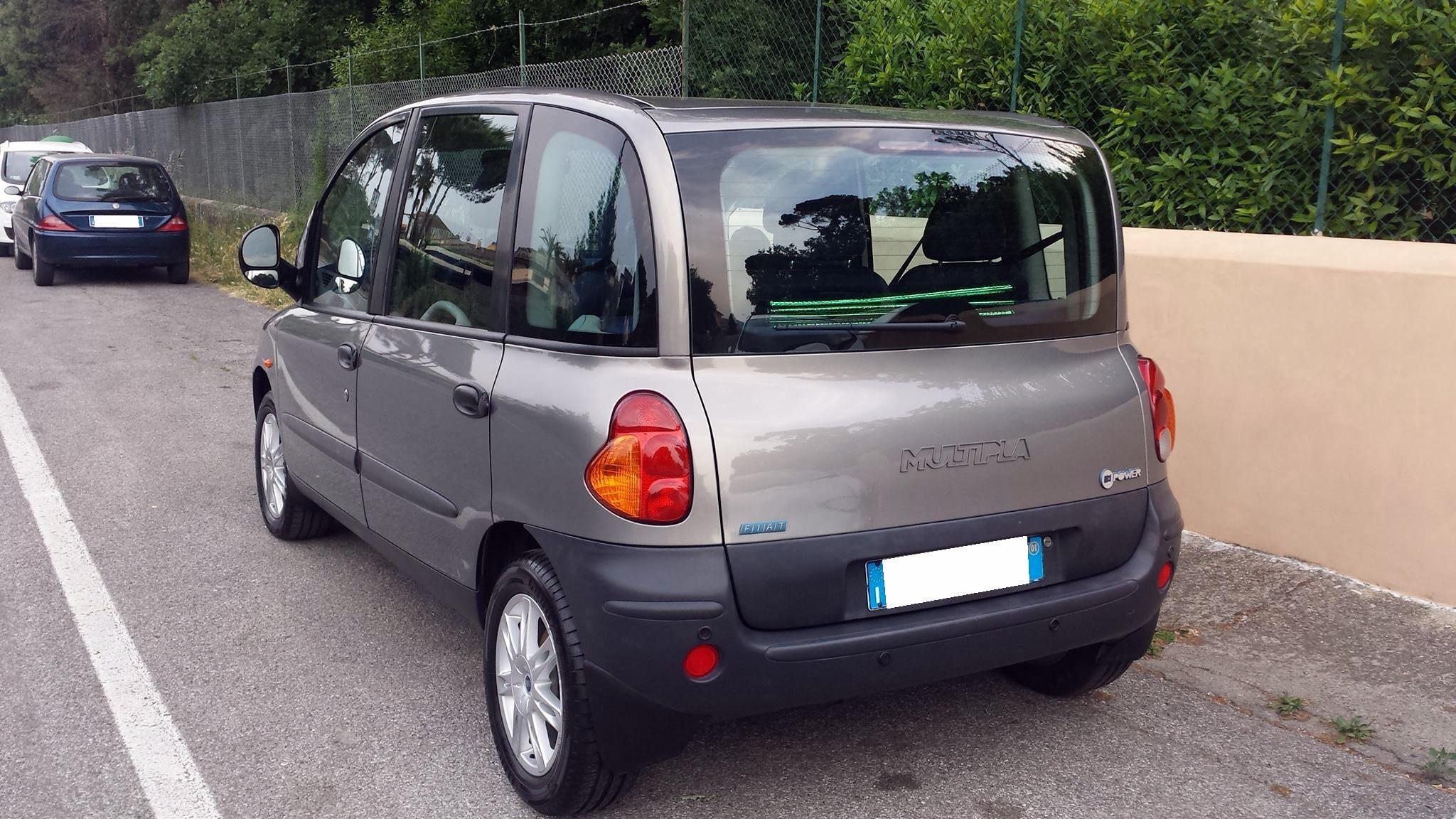 2001 Fiat Multipla Bi Power, il ritorno! 1604315_10203411279355426_1923594696_o