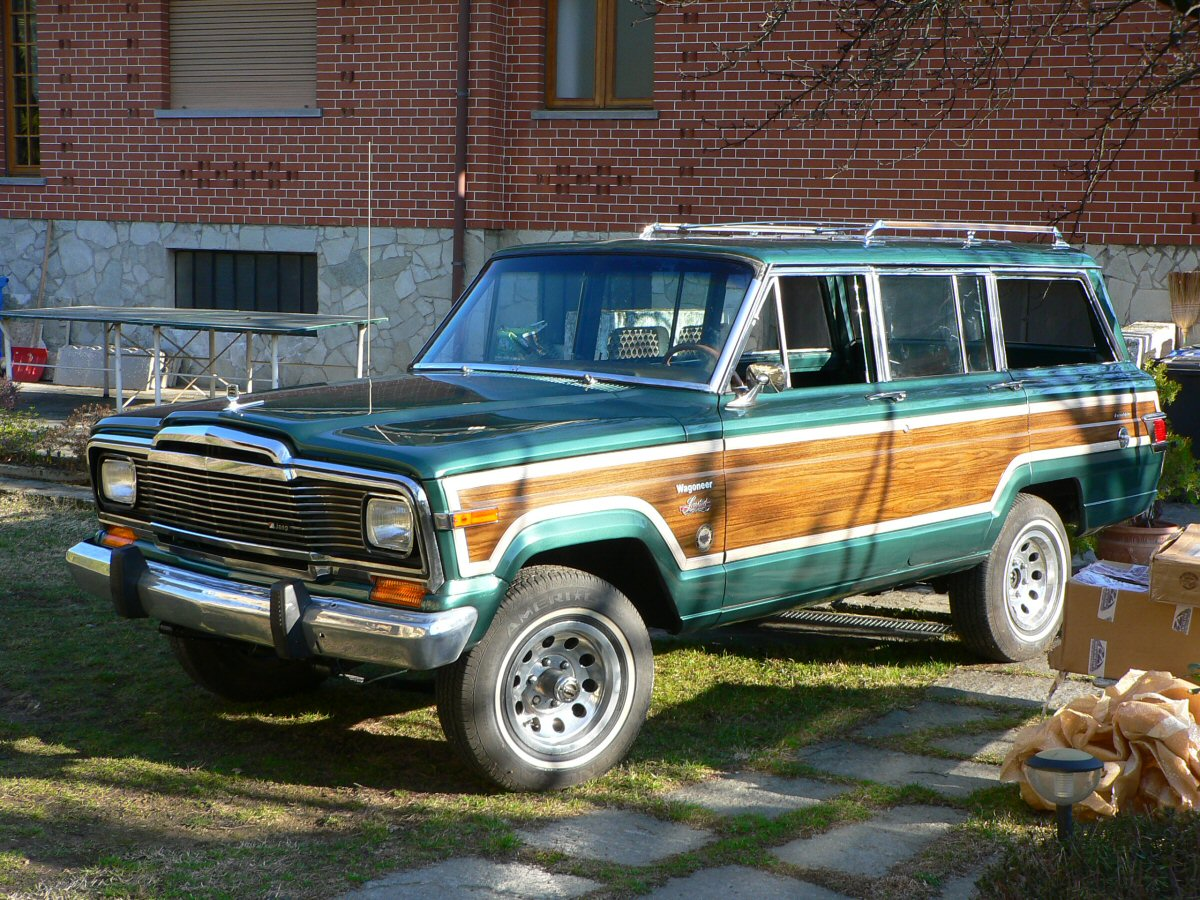 Feed pictures 1979 jeep wagoneer by eduardocampero