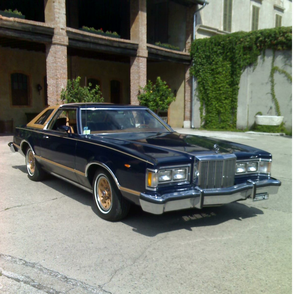 1978 Mercury Cougar Paint Colors Pictures to Pin on Pinterest